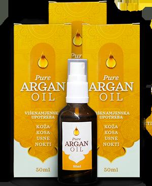 Pure Argan Oil - cena - iskustva - gde kupiti - Srbija
