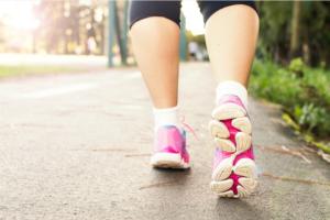 Svaki dan hoda, pomoći će vam da je u dobroj formi