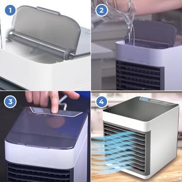 Mini Klima Ultra - recenzije